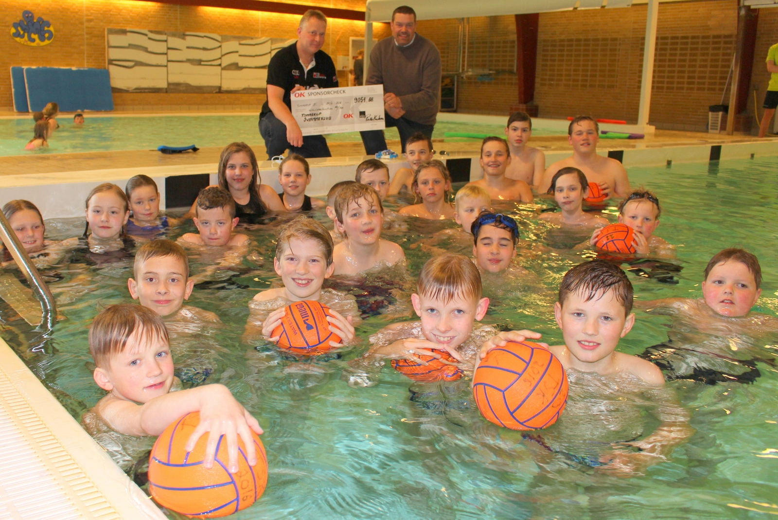 OK benzin hjælper Tommerup Svømmeklub