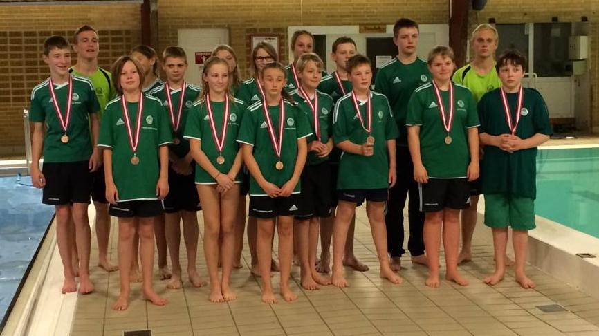 U13 vinder bronze ved DM
