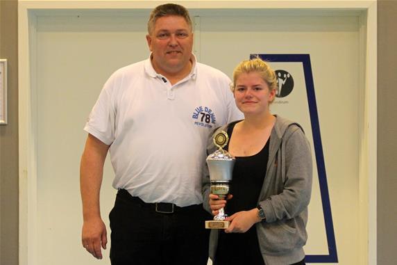 Årets Fighter - Laura Salvig